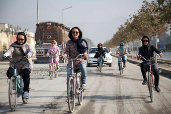 A Woman's Right to Cycle: Afghan National Women's Cycling Team