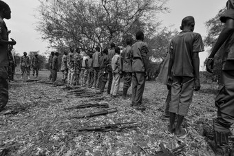 Child Soldiering in South Sudan