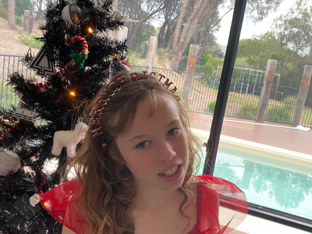 The festive challenge