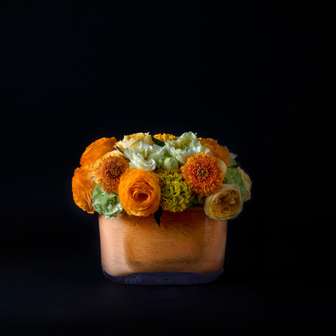 1. Orangeアレンジメント
