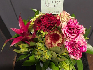 母の日、たくさんのご注文ありがとうございました。