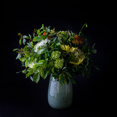 1. Flower bouquet
