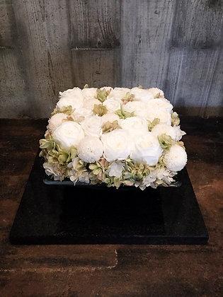 Rose blance