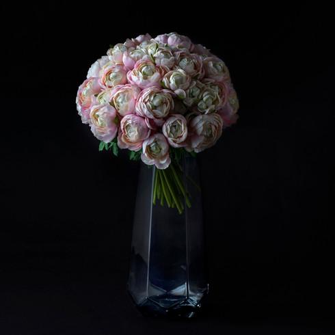 19. Art Flower bouquet