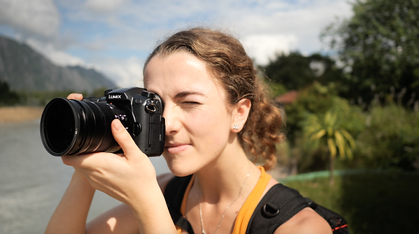 wildlife filmmaker Tania Esteban, Lumix ambassador, Panasonic, director, Tania Esteban, Wildlife film, cameraman, willdife cameraman, Silverback Films, BBC wildlife, wildlife camerawoman, RED Helium
