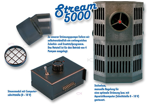 AquaBee Stream 5000 Expansion Module