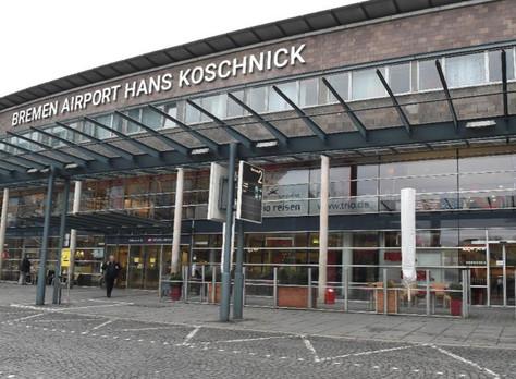 Einladung zum 248. Bremer Stammtisch im Bremer Flughafen