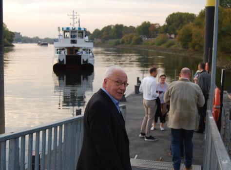 """Mitgliedertreffen Bremen kommt auf der  MS """"Das Schiff 2"""""""