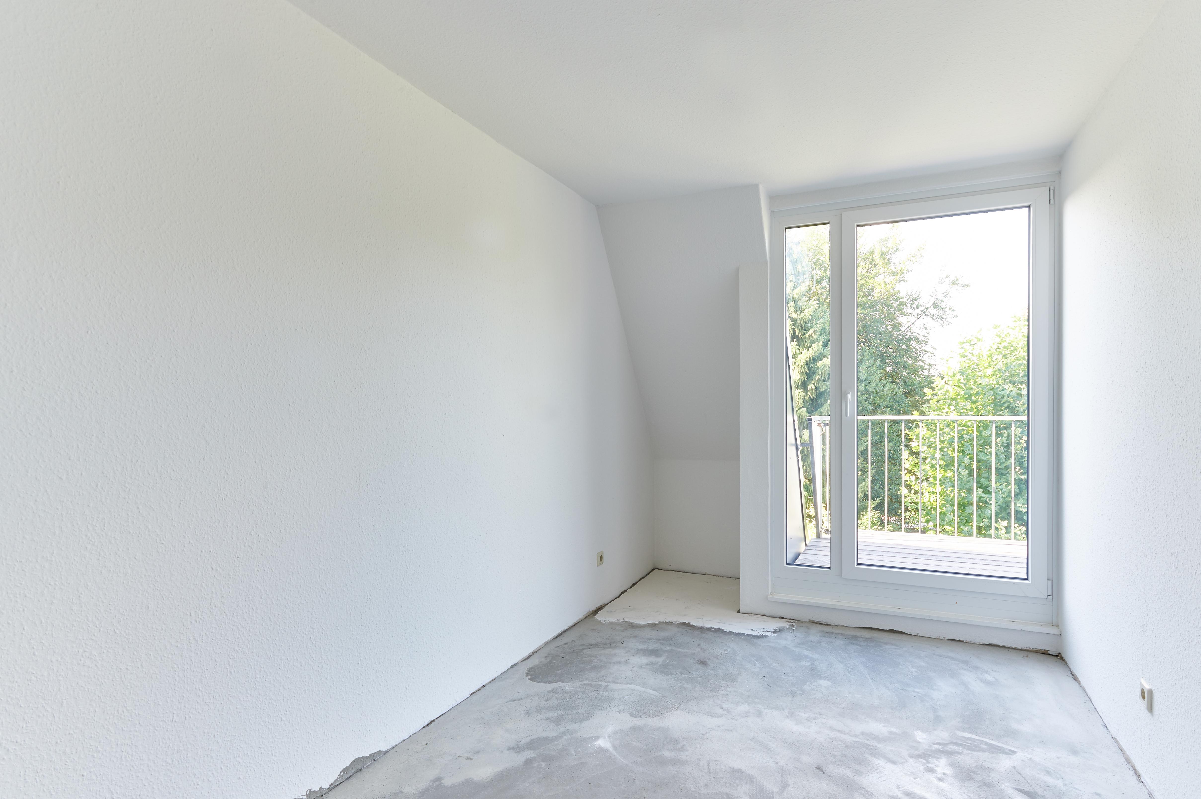 Schlafzimmer / Büro