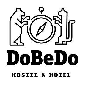 DoBeDo hostel hotel logo sqr.jpg