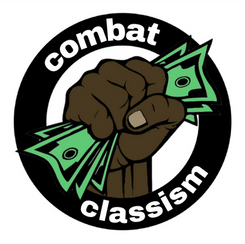 Combat Classism logo