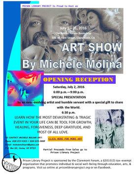 "2016 ""Art Show"" by MIchele Molina"