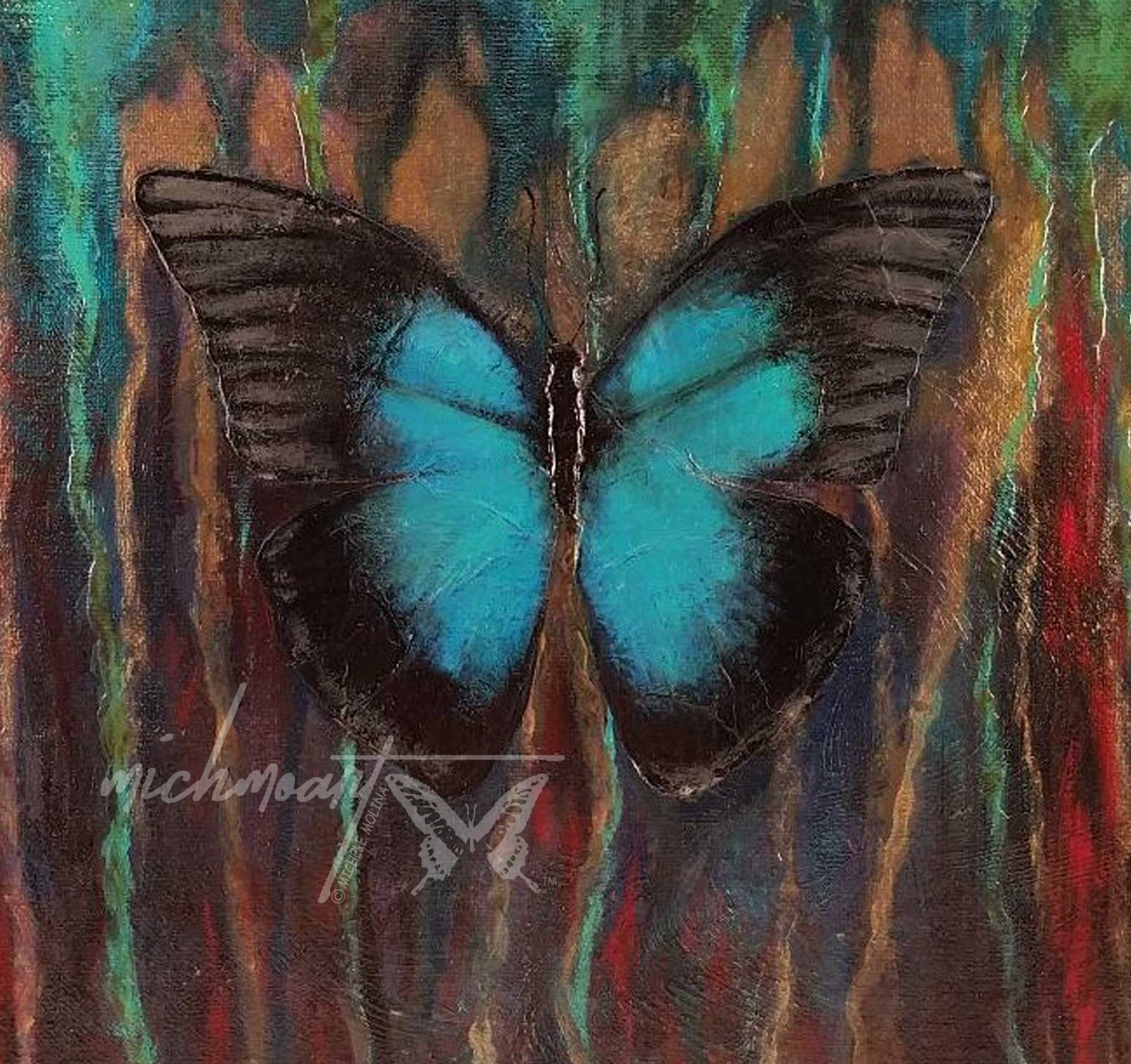 """""""Reminiscence Butterfly I"""""""