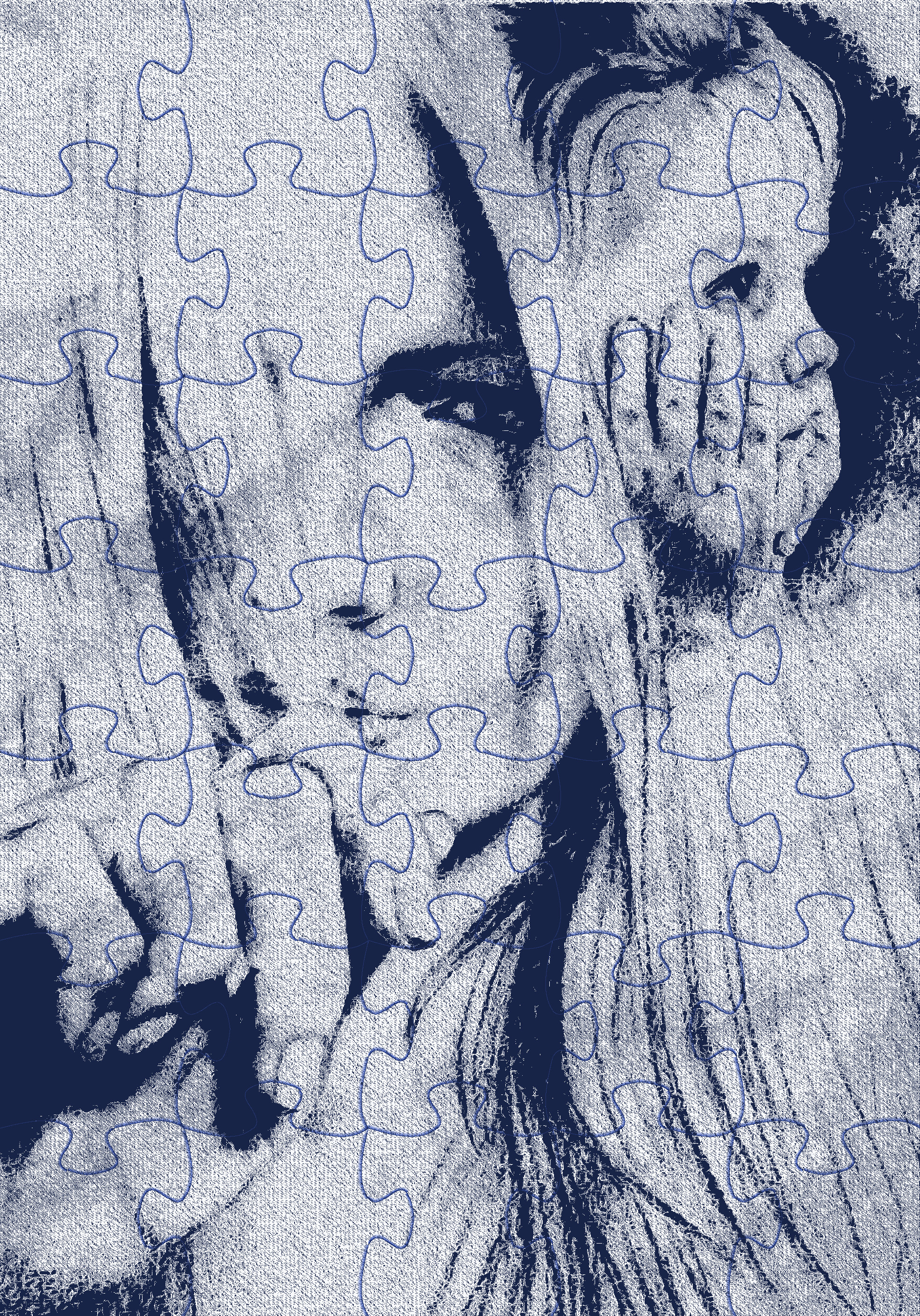 """""""The Child Within Puzzle"""""""