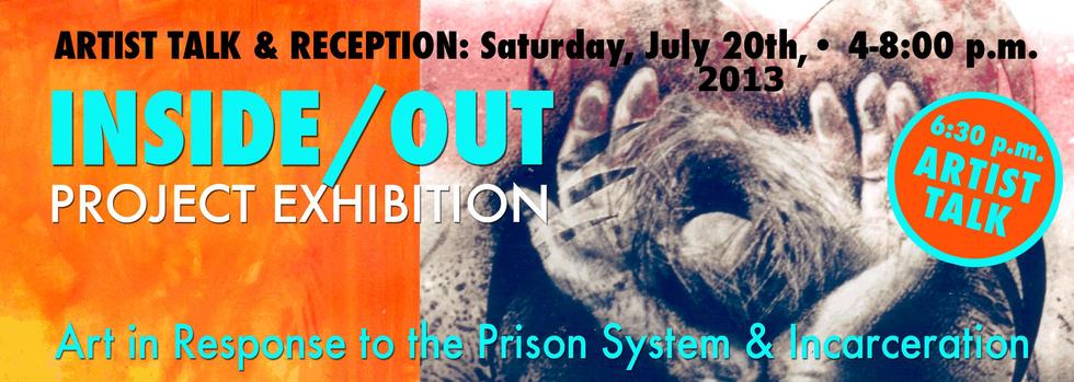 "June 2013 ""Inside/Out"" Art show"