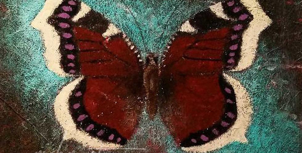 Camberwell Butterfly, Digital Print