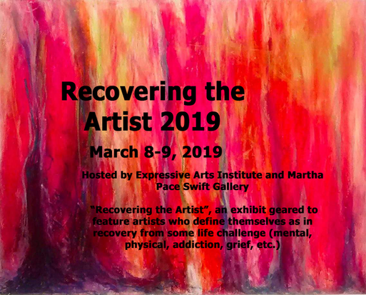 """March 2019 """"Recovering the Artist"""""""