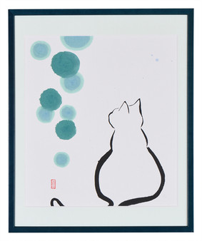 【SOLD】ほっと一息 | A Moment Of Pause