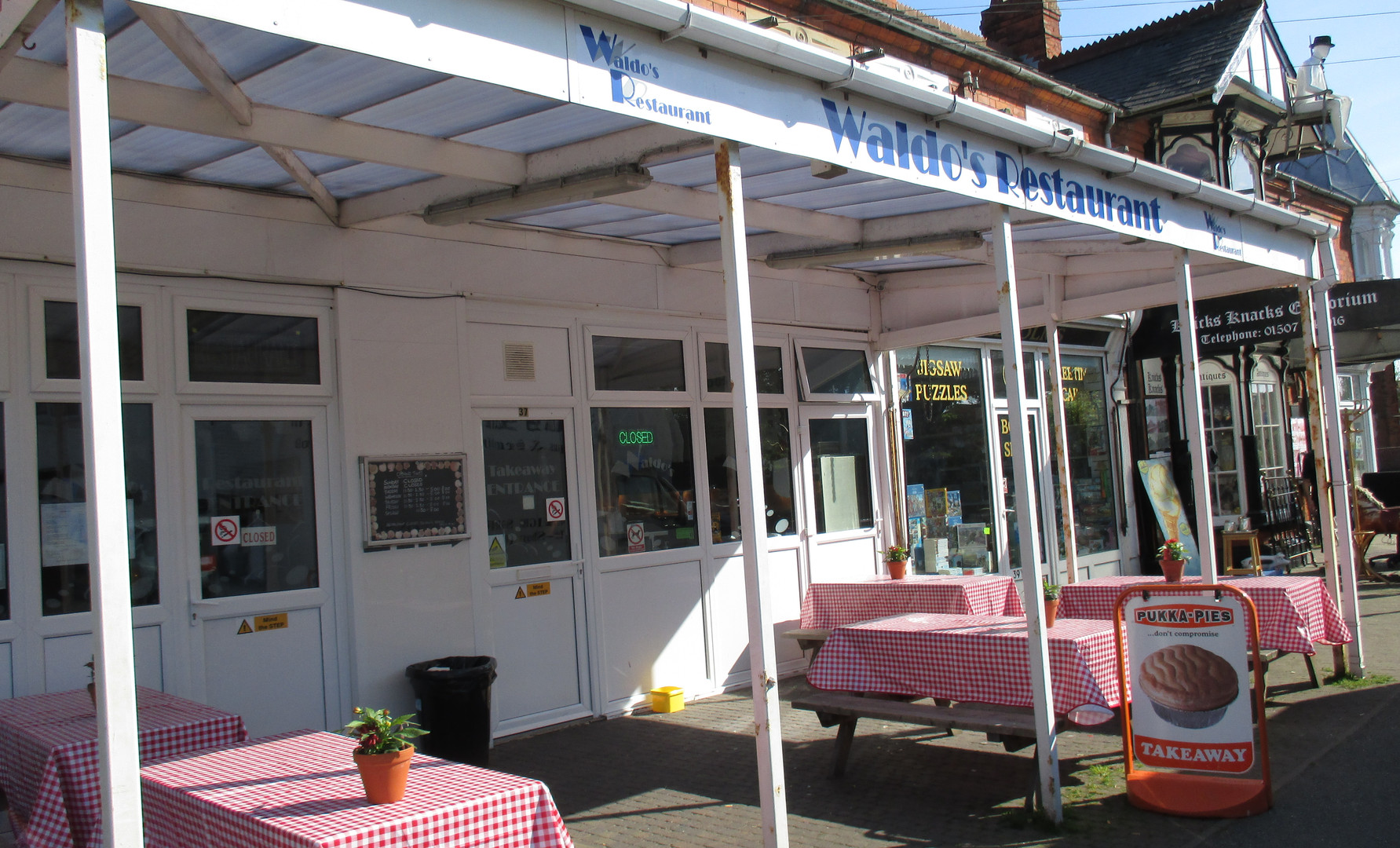 Walso's fish and chip shop & restaurant
