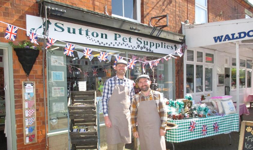 Sutton Pet Supplies