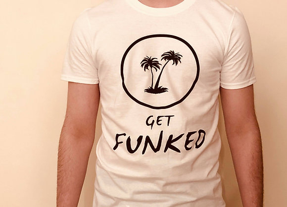 Lets Get Funked Tee (white)