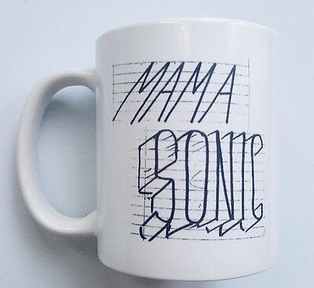Mama Sonic Mug