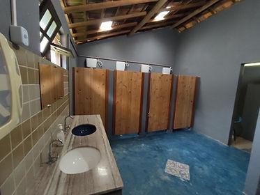 Banheiro sanitários
