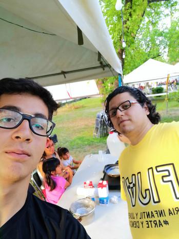 Feria infantil y juvenil de arte y ciencia 2019