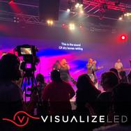 Awaken Church Live Worship Broadcast, San Diego.