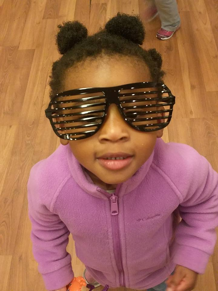 ChildHairSunglasses