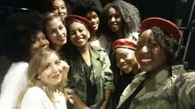 Imany & le Sankofa-Unit aux Victoires de la Musique 2017
