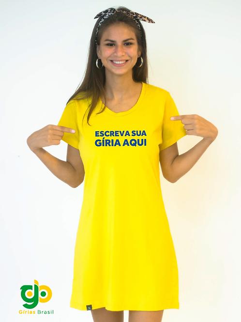 ECO Vestido Personalizado