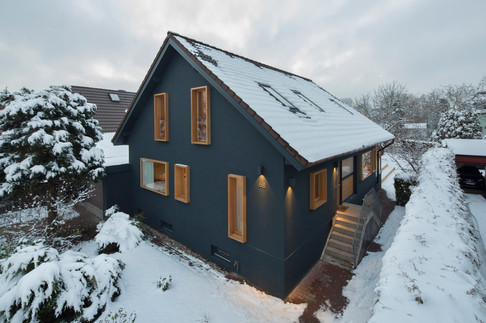 Foto vom Haus, Immobilienfotograf Berlin