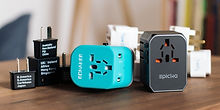 travel plug adapters