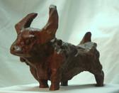 Bronze-牛