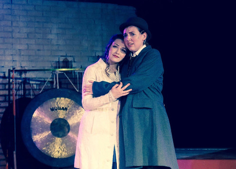 The Mystery of Edwin Drood (Rosa)