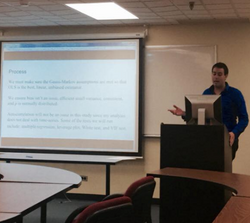 Lecture, Stony Brook University