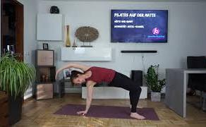 Trailer: Pilates auf der Matte
