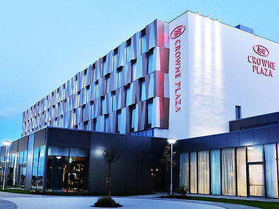 Terms and Conditions | Crowne Plaza Aberdeen Airport Hotel
