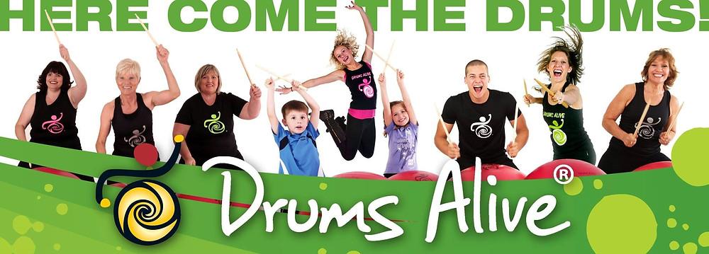 drums alive image