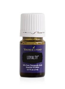 loyalty essential oil blend