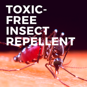 Toxic-free Insect Repellent