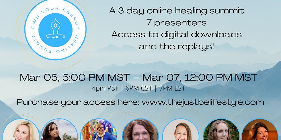 Virtual Healing Summit