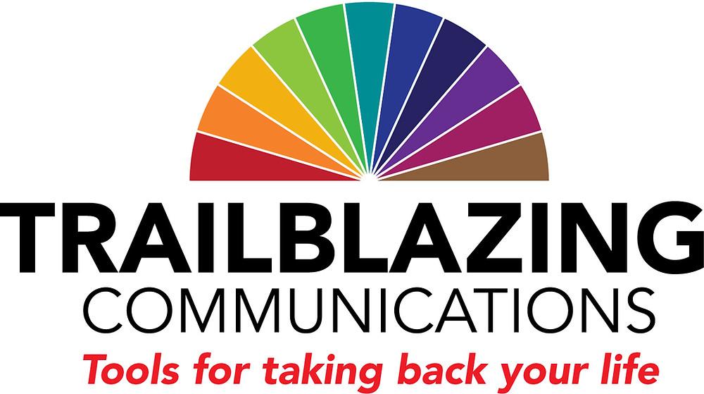 Trailblazing Communications Logo