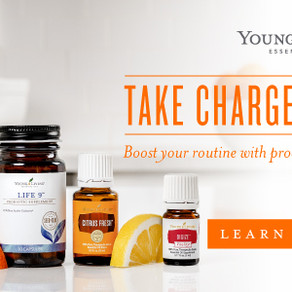 Young Living Monthly Promos | January 2019
