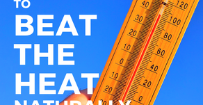 Do These 5 Things to Beat the Heat Naturally