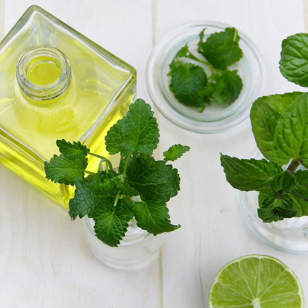 peppermint oil image