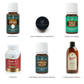 My September Young Living Picks