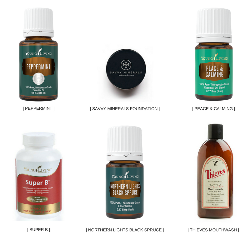 young living essential rewards order