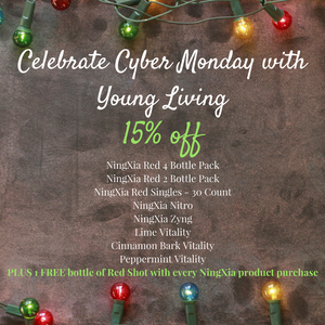 Young Living Cyber Monday Deals